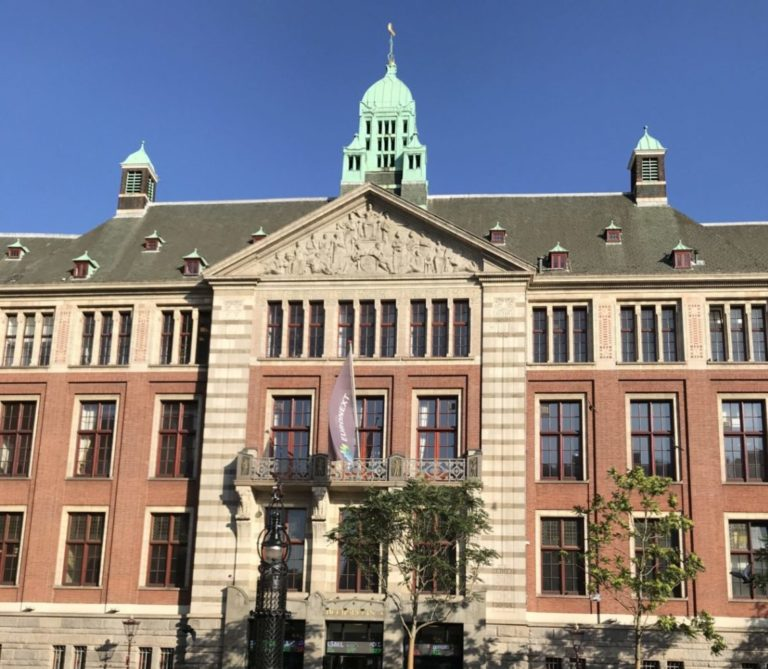 Beurs Amsterdam Beursplein 5
